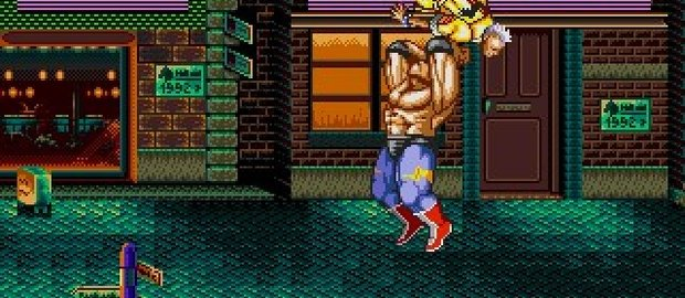 Streets of Rage 2 News