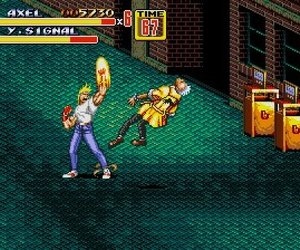 Streets of Rage 2 Screenshots