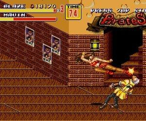Streets of Rage 2 Screenshots