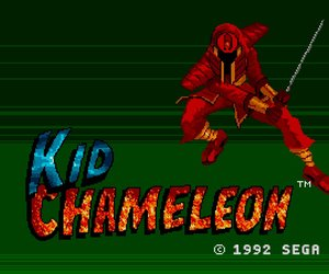 Kid Chameleon Files