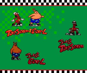 ToeJam & Earl in Panic on Funkotron Chat
