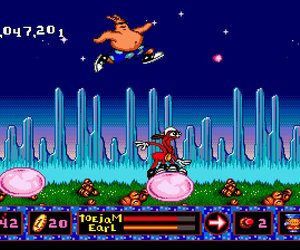 ToeJam & Earl in Panic on Funkotron Screenshots