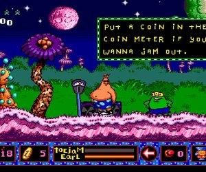 ToeJam & Earl in Panic on Funkotron Screenshots