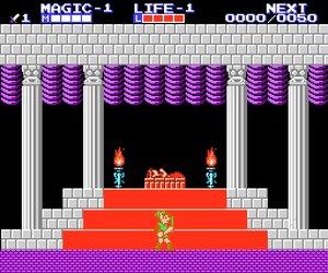 Zelda II: The Adventure of Link Screenshots