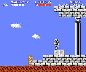 Zelda II: The Adventure of Link Chat