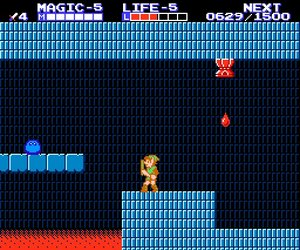 Zelda II: The Adventure of Link Screenshots