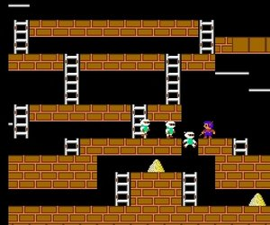 Lode Runner Chat