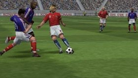 Winning Eleven: Pro Evolution Soccer 2007 Screenshot from Shacknews