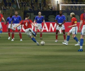 Winning Eleven Pro Evolution Soccer 2007 Files