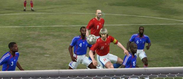 Winning Eleven Pro Evolution Soccer 2007 News