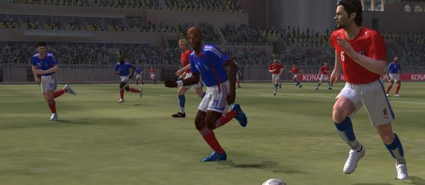 Winning Eleven Pro Evolution Soccer 2007 News