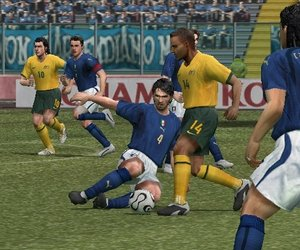 Winning Eleven Pro Evolution Soccer 2007 Chat