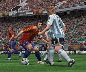 Winning Eleven Pro Evolution Soccer 2007 Chat