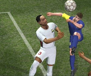 Winning Eleven Pro Evolution Soccer 2007 Screenshots