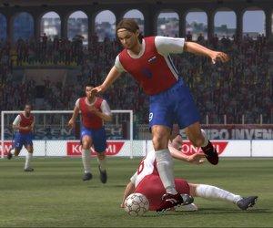 Winning Eleven Pro Evolution Soccer 2007 Screenshots