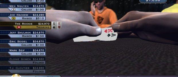 World Series of Poker: Tournament of Champions News