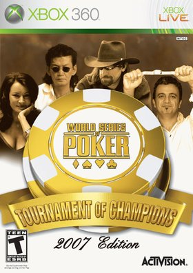 World Series of Poker: Tournament of Champions 2007 Screenshot from Shacknews