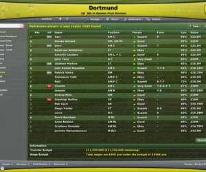 Worldwide Soccer Manager 2007 Screenshots