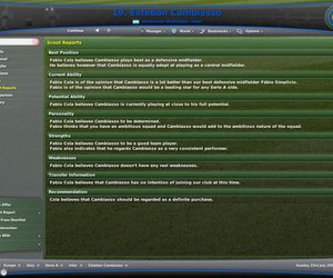 Worldwide Soccer Manager 2007 Chat