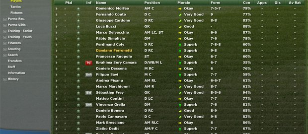 Worldwide Soccer Manager 2007 News