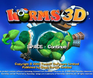 Worms3D Files