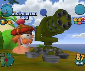 Worms 4: Mayhem Screenshots