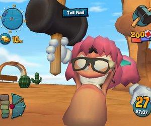 Worms 4: Mayhem Screenshots
