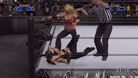 WWE SmackDown! vs. RAW 2007 Screenshot from Shacknews