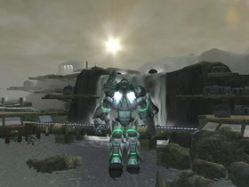 MechAssault 2: Lone Wolf Screenshot from Shacknews