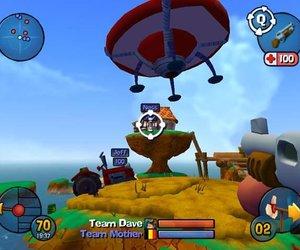 Worms3D Screenshots