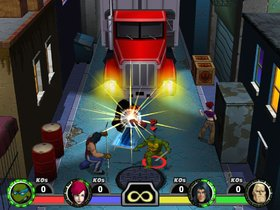 TMNT: Mutant Melee Screenshot from Shacknews