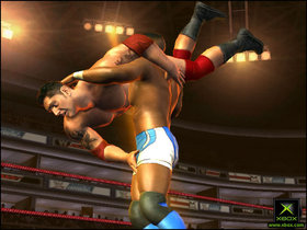 WWE Wrestlemania 21 Screenshot from Shacknews