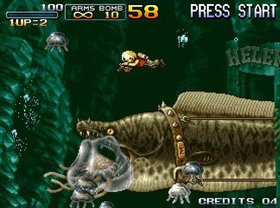 Metal Slug 3 Screenshot from Shacknews