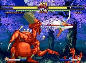 Samurai Shodown V Screenshot from Shacknews
