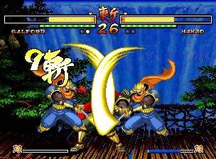 Samurai Shodown V Screenshots