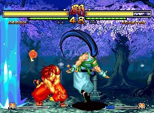 Samurai Shodown V Screenshots