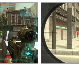 Tom Clancy's Ghost Recon Advanced Warfighter Screenshots