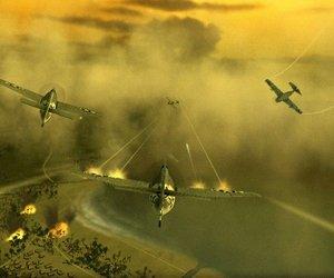 Blazing Angels Squadrons of WWII Screenshots