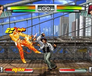 The King of Fighters NeoWave Files