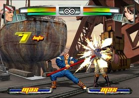 King of Fighters: Neowave Screenshot from Shacknews