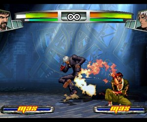 The King of Fighters NeoWave Chat