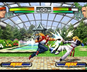 The King of Fighters NeoWave Screenshots