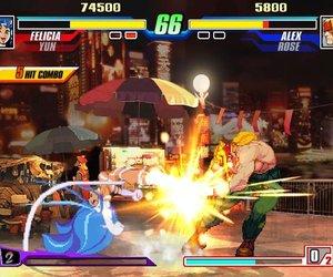 Capcom Fighting Evolution Files