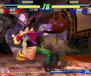Capcom Fighting Evolution Videos