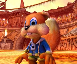 Conker: Live and Reloaded Screenshots