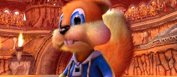 Conker: Live and Reloaded News