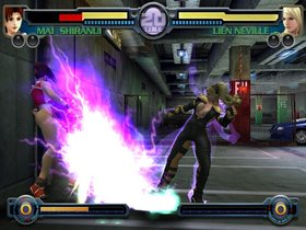 King of Fighters: Maximum Impact Maniax (KOF) Screenshot from Shacknews