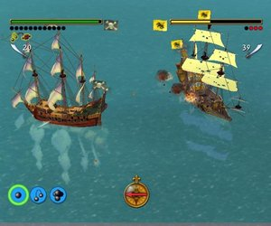Sid Meier's Pirates! Screenshots