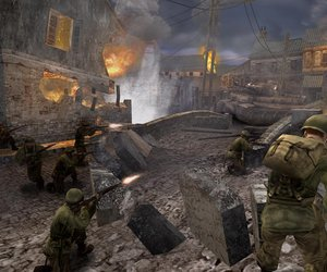 Call of Duty 2: Big Red One Screenshots