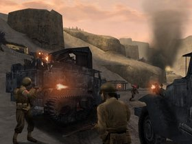 Call of Duty 2: Big Red One Screenshot from Shacknews